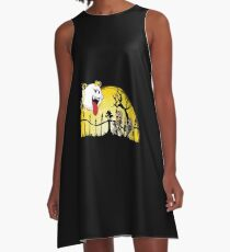 Ghostbusters Bros A-Line Dress