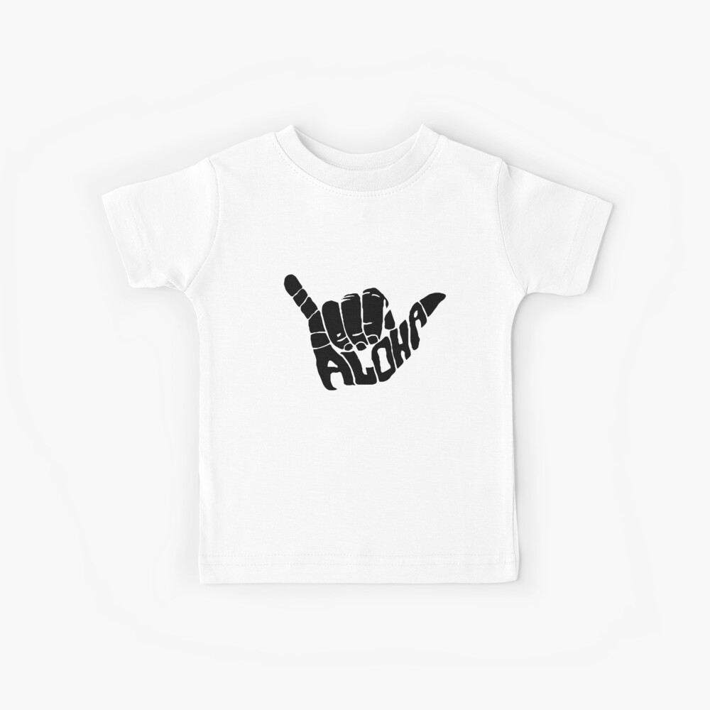 Shaka Aloha - Hawaii Kinder T-Shirt