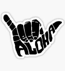 Shaka Aloha - Hawaii Sticker