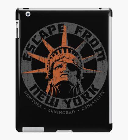 Escape from New York Snake Plissken iPad Case/Skin
