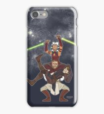 Obi Juan needs some ho iPhone Case/Skin
