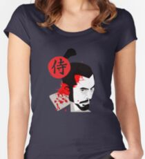 Throne Of Blood Women's Fitted Scoop T-Shirt