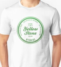 Yellow Stone National Park, Wyoming Unisex T-Shirt