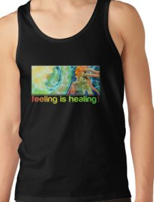 feeling is healing! (ureka.org) T-Shirt