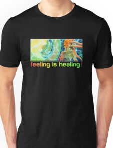 feeling is healing! (ureka.org) T-Shirt
