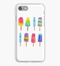 Summer Fun Ice Blocks iPhone Case/Skin