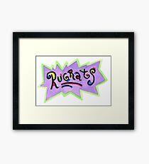 Rugrats Framed Print
