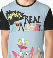 Real Monsters! Graphic T-Shirt