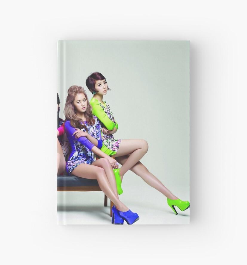 00d9778316cc 4Minute Kpop Hyuna Gayoon Jiyoon SoHyun Jihyun Crazy HATE