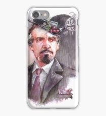 Delgado!Master and Missy's hat 2 iPhone Case/Skin