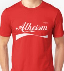 Enjoy Atheism T-Shirt