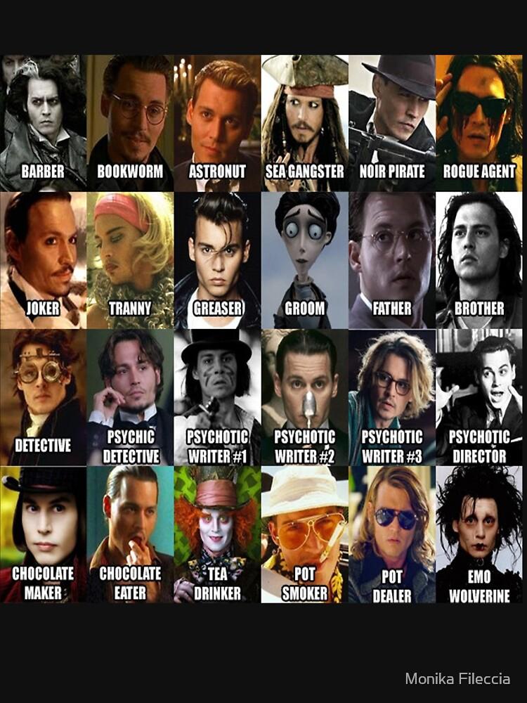 Johnny Depp von MonikaFileccia