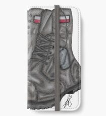 Polish MIA Boots iPhone Wallet/Case/Skin