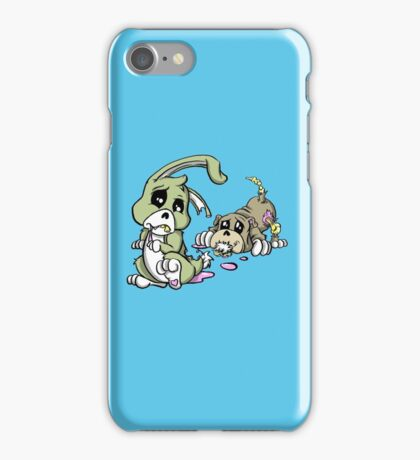 Cute Dead Things Vol2 iPhone Case/Skin