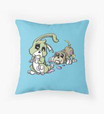 Cute Dead Things Vol2 Throw Pillow