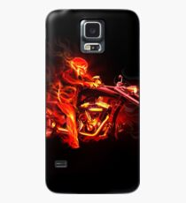 Ghost Rider - Theme Design Case/Skin for Samsung Galaxy