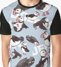Puffin Graphic T-Shirt