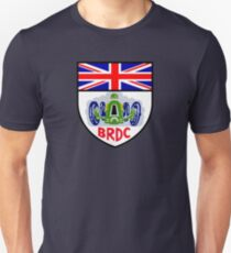 BRITISH RACING DRIVERS CLUB Unisex T-Shirt