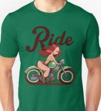 Ride Slim Fit T-Shirt
