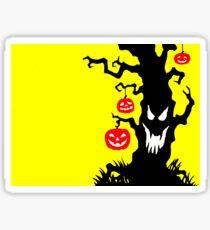 October Sticker