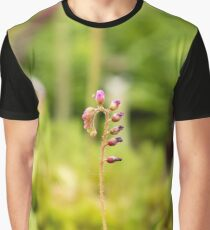 Stem Flower Graphic T-Shirt