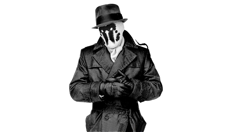 watchmen Rorschach by tommyco