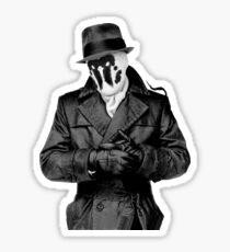 watchmen Rorschach Sticker