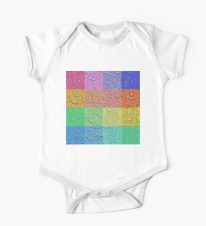 Deep Dreaming of a Color World Kids Clothes