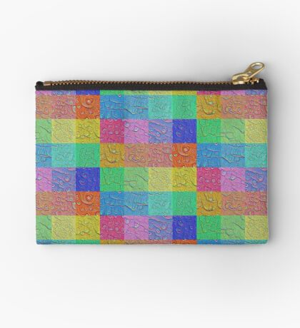 Deep Dreaming of a Color World Studio Pouch