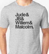 Das traurigste Buch Slim Fit T-Shirt
