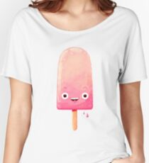 Ice Cream Face Women's Relaxed Fit T-Shirt