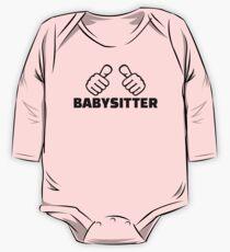 Babysitter One Piece - Long Sleeve