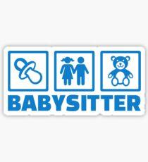 Babysitter Sticker