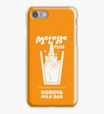 Moloko Plus - A Clockwork Orange iPhone Case/Skin