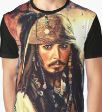 He's A Pirate Graphic T-Shirt