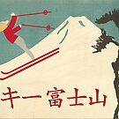 Ski Fujisan (Mount Fuji, Japan) by jamjarphotos