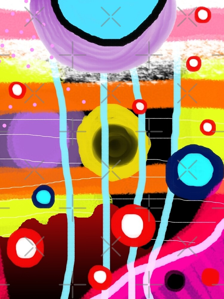 The most desigual ugly abstract art in the world by rupydetequila
