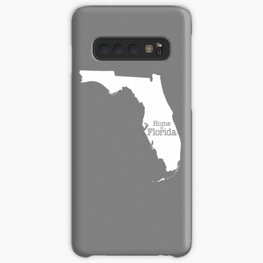 Home is Florida Case & Skin for Samsung Galaxy
