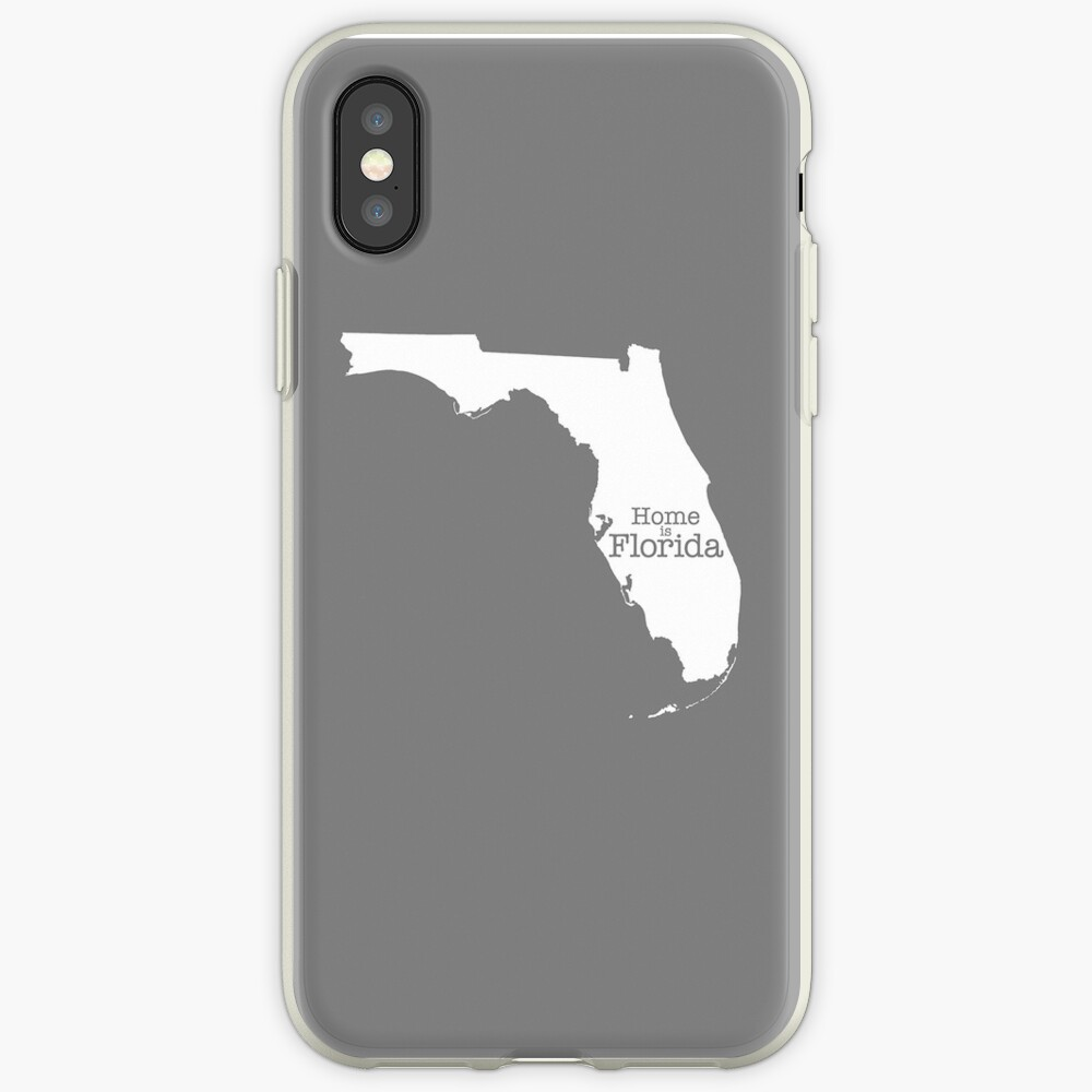 Home is Florida iPhone Case & Cover