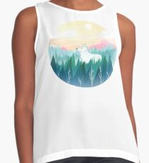 Protector of the pines  Sleeveless Top