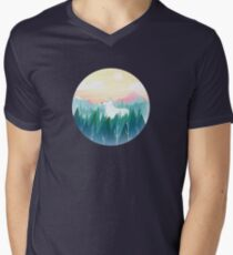 Protector of the pines  V-Neck T-Shirt