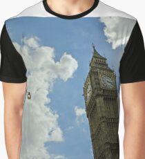 The Leaning Tower of Ben Graphic T-Shirt