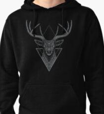 Dark Deer Pullover Hoodie