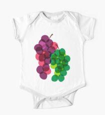 Retro Grapes Kids Clothes