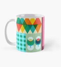 Wondercook Food Kitchen Pattern Mug