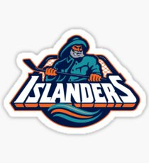 NEW YORK ISLANDERS HOCKEY Sticker