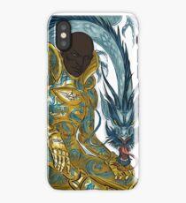 dragon armour iPhone Case
