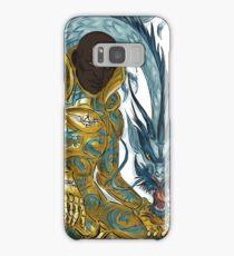 dragon armour Samsung Galaxy Case/Skin