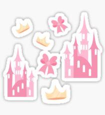 Princess Parade Sticker