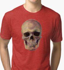 Skull 1 Tri-blend T-Shirt